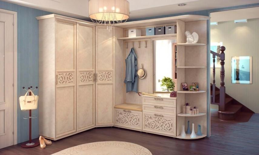 Modern%2BCorner%2BBeige%2BWardrobe%2Bfor%2BYour%2BCool%2BBedroom%2Bwww.decorunits%2B%252812%2529 15 Modern Corner Beige Wardrobe for Your Cool Bedroom Interior
