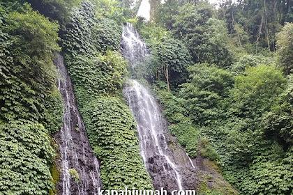Air Terjun Banyumala di Wanagiri