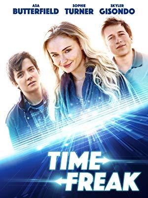 Time Freak [2018] [DVDR] [NTSC] [Latino]