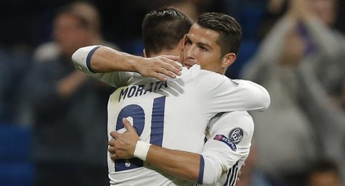 Real Madrid 2-1 Athletic Bilbao