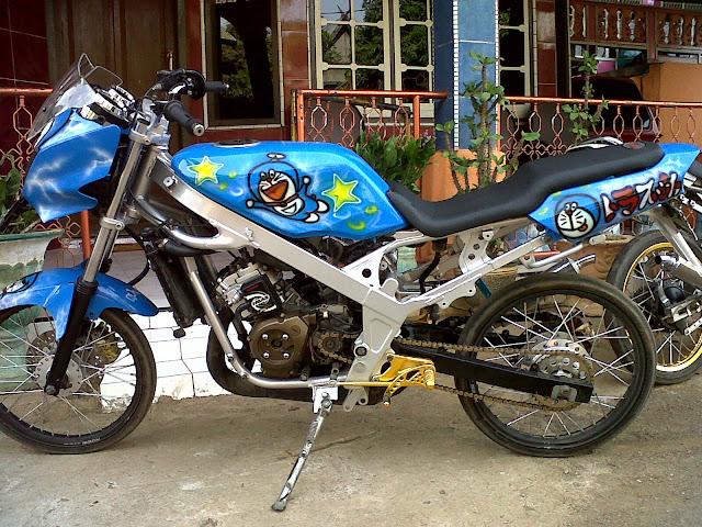 Ninja r dico racing modifikasi paling keren makassar dan jeneponto