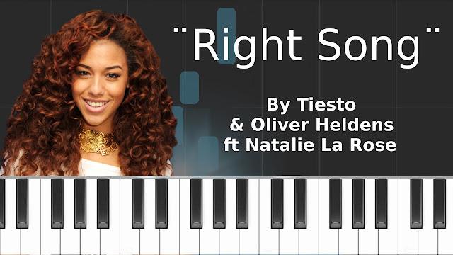 Download Lagu Tiësto, Oliver Heldens - The Right Song ft. Natalie La Rose