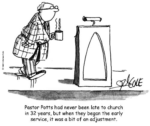 CALLED TO PROCLAIM: PREACHING CARTOONS
