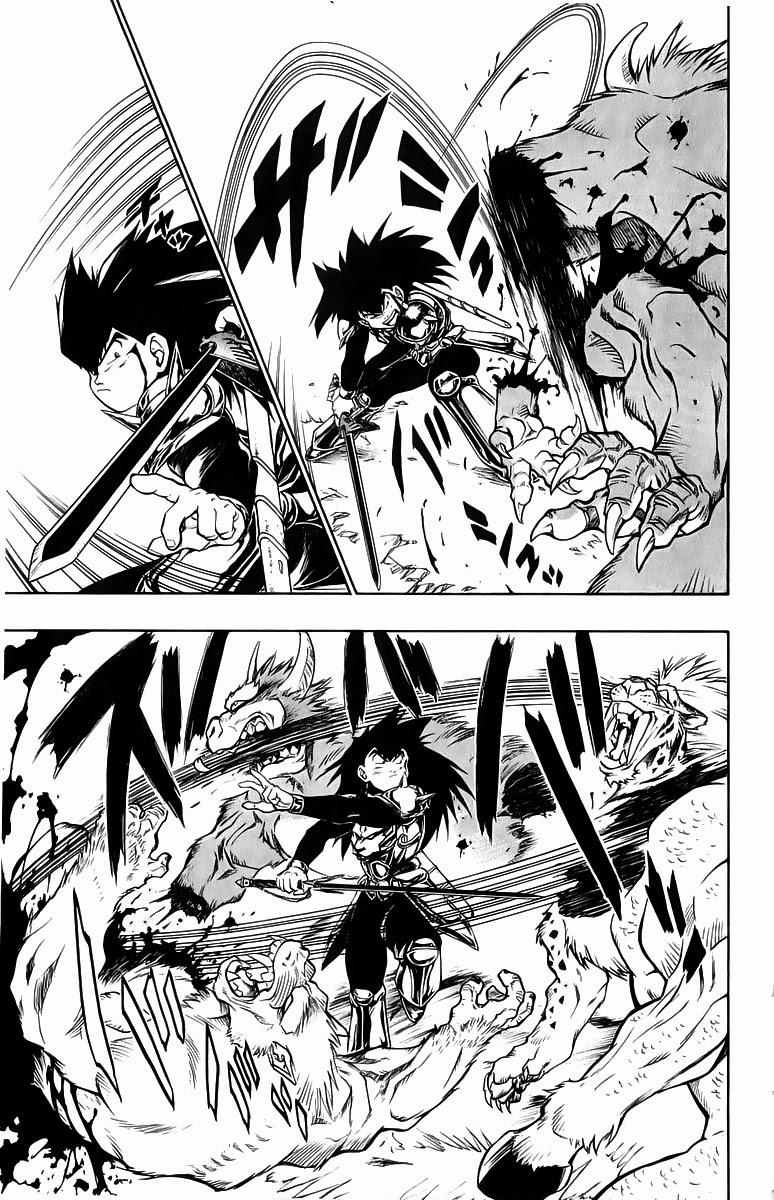 Dragon Quest: Emblem of Roto chapter 29 trang 4