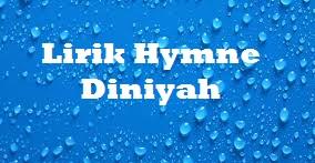 Lirik Hymne Diniyah Cipta Asep Awaludin, S.Pd.