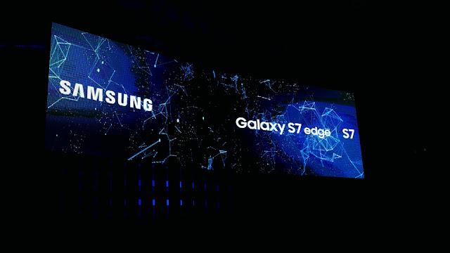 Lansare Samsung S7 si S7 edge in Romania
