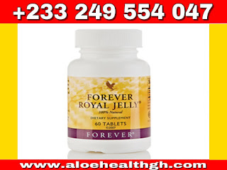 forever royal jelly triggers the proper development of the ovary which is needed to create fertile and healthy eggs in the female reproductive organ