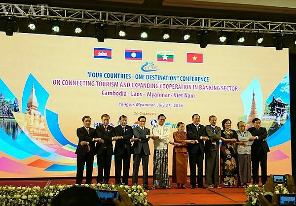Cambodia, Laos, Myanmar, Vietnam meeting