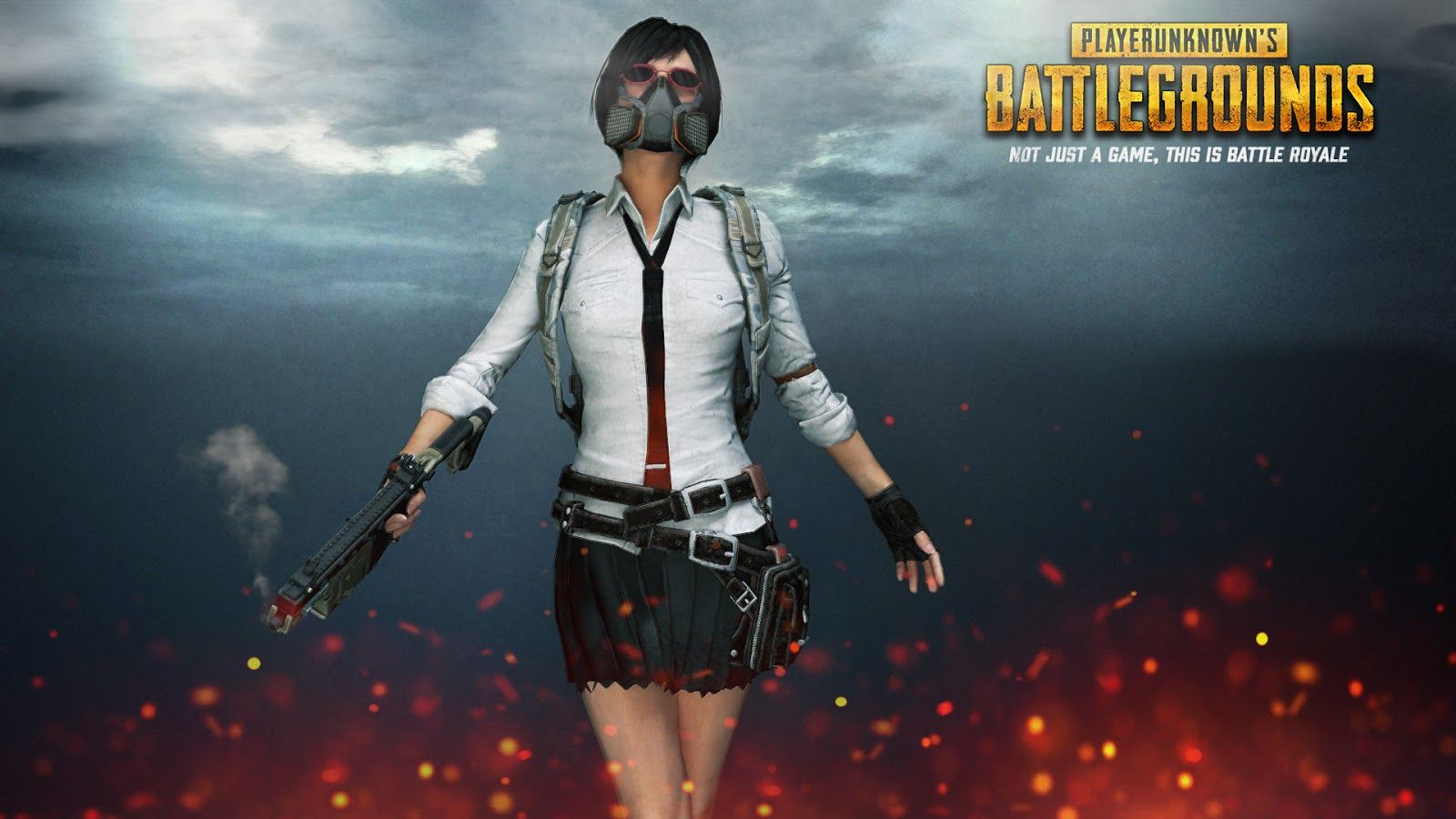 100+ PUBG Girl Female HD Wallpaper For Android