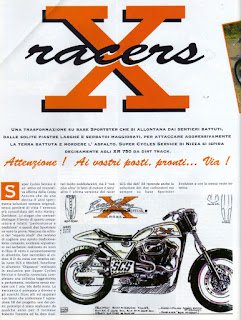 sportster street tracker on freeway magazine italia n 4 1994 pag 1