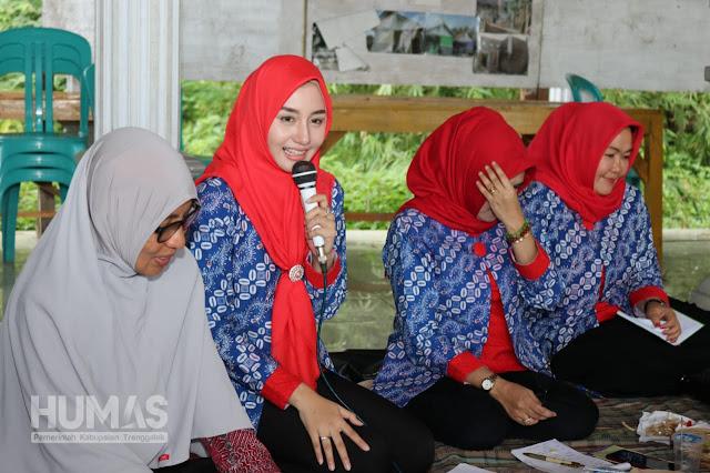 Studi Tiru ke Sekolah Perempuan di Gresik, Novita Hardini Berharap Bisa Diterapkan di Trenggalek