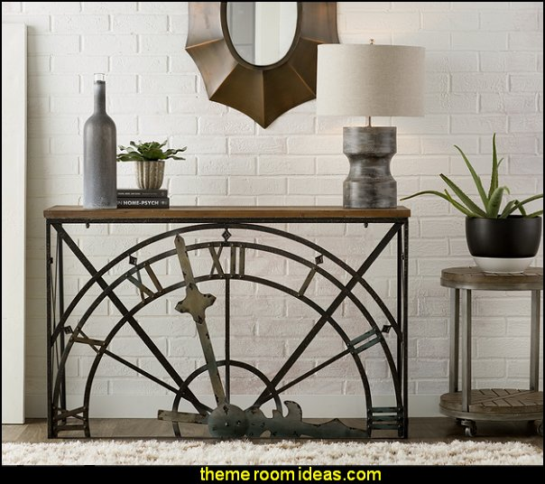 Industrial style decorating ideas - Industrial chic decorating decor