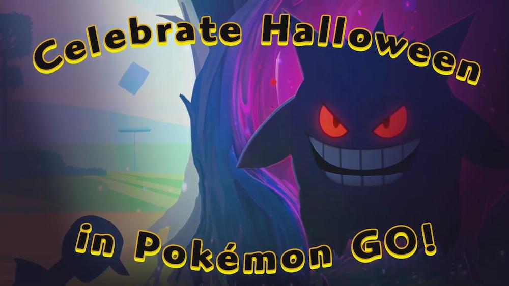 Pokémon GO podría lanzar la tercera generación con el evento de Halloween