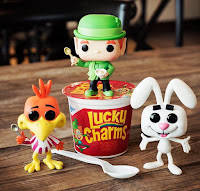Lucky the Leprechaun, Trix the Rabbit, and   Sonny the Cuckoo Pop!s 3-pack Bundle Foto