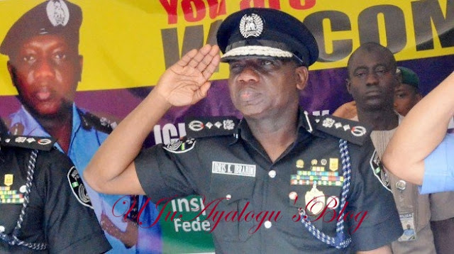 IGP Orders Immediate Dismantling Of All Roadblocks