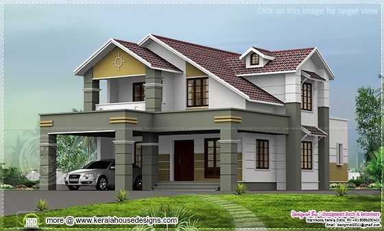 House 2200 sq-ft