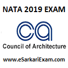 NATA 2019 Phase II Entrance Result