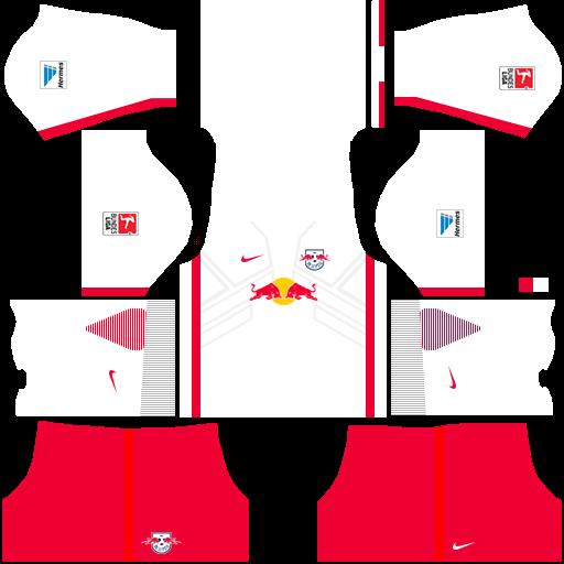 Kits Uniformes Rb Leipzig Bundesliga 2016 2017 Fts 15 Dls 2016 Soccer Android