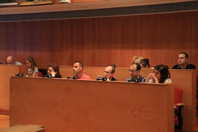 grupo socialista en el Ayuntamiento de Barakaldo