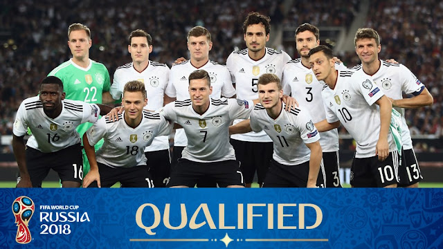 Germany World Cup Squad 2018, Fixtures, Kit, Wallpapers Details