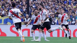Copa Libertadores : River Plate vs Boca Juniors live Stream Today 08/12/2018 online