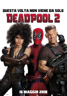 Deadpool 2 (2018) Hindi (Cleaned Audio) Dual Audio HDTS |  720p | 480p