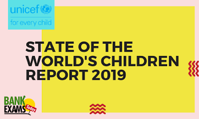 State of the World's Children Report 2019: Highlights