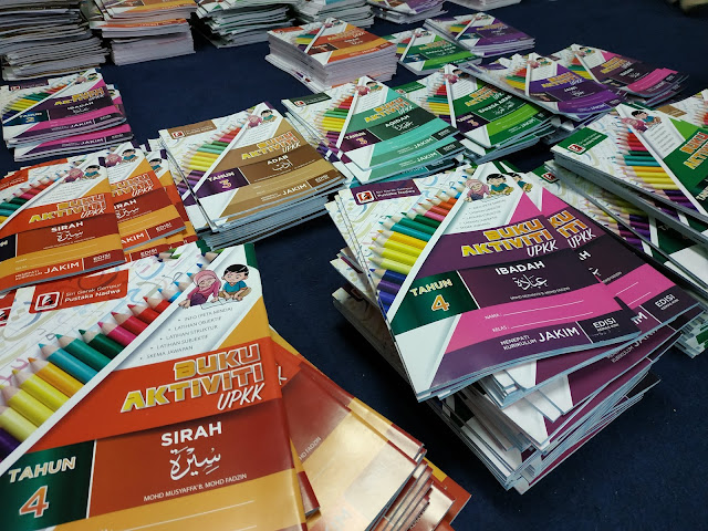 buku aktiviti kafa 2019