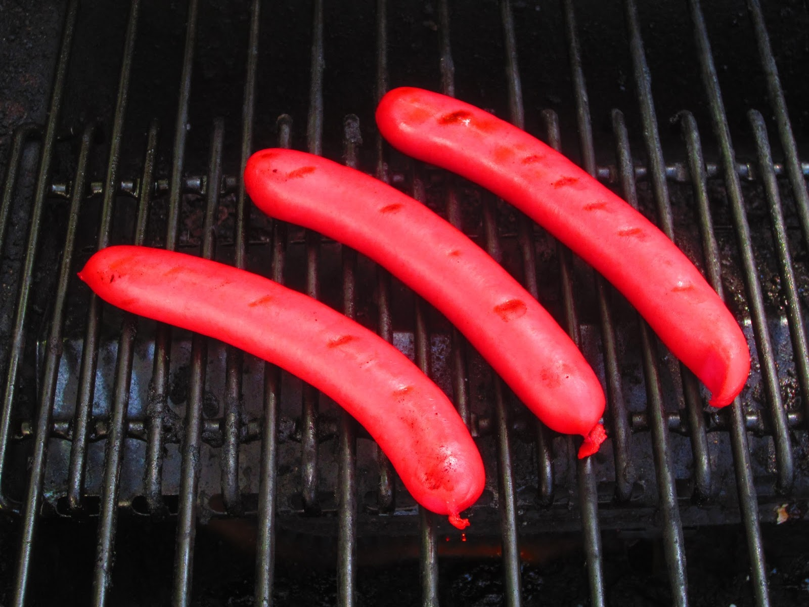 Red Hot Dogs In Maine