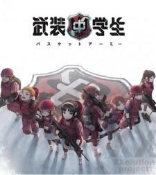 Busou Chuugakusei Basket Army - Busou Chuugakusei: Basket Army 2013 Poster