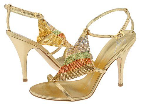 como usar sapato dourado
