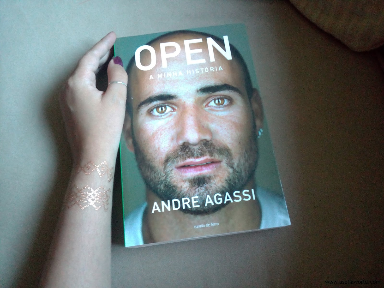Book Review: Open, de Andre Agassi