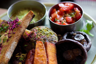 Milgi breakfast, Eatery Hopping: Vegan Brunch at Milgi, Cardiff, www.imogenmolly.co.uk
