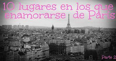Novela romántica en París