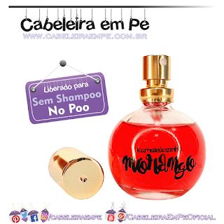 Perfume Capilar Kamaleãozinho - Morango (No Poo)