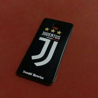 custom case logo Juventus