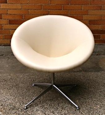 half circle chair posture saddle stool sparklebarn 1960 s