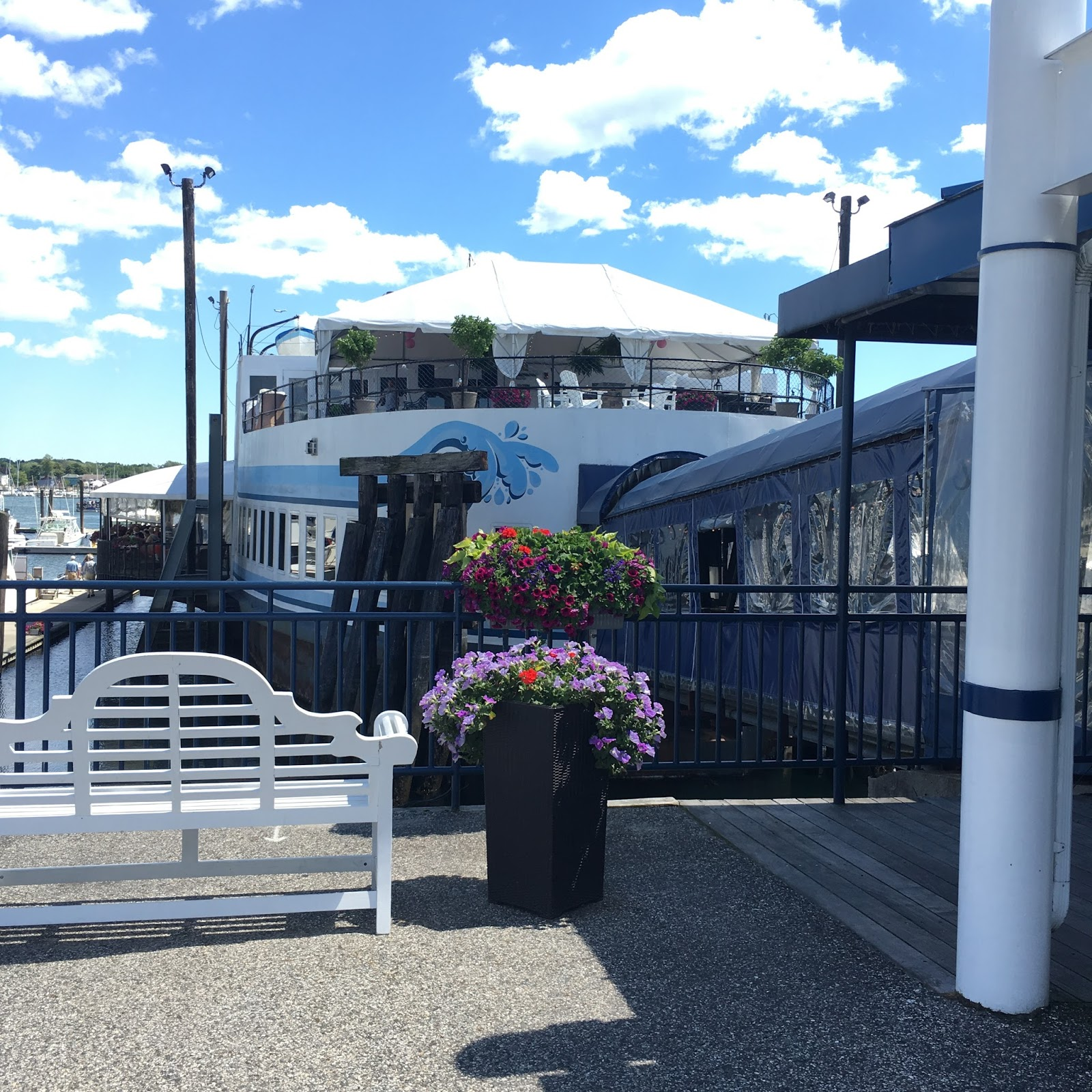 DiMillo's Floating Restaurant in Portland, ME