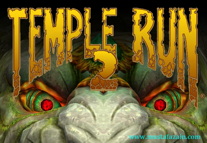 Cara Hack Game Temple Run 2 Tanpa Root