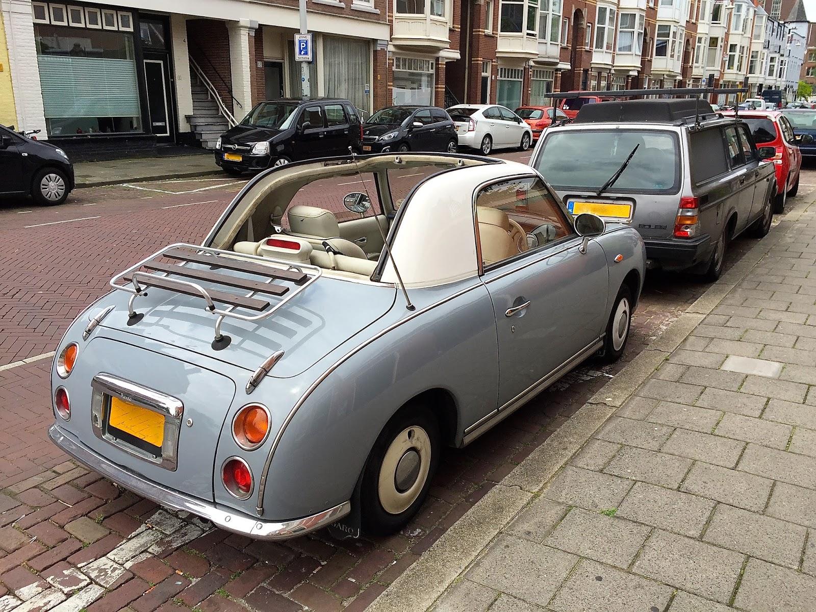 poeschl on cars : Mass-Produced Customs-----Nissan Pike Cars: Pao ...