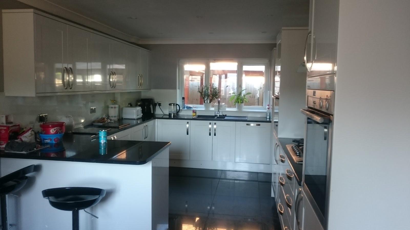 Kitchen Refurbs Steve 39 S Britannia. Acorn Home Repairs Flood ...