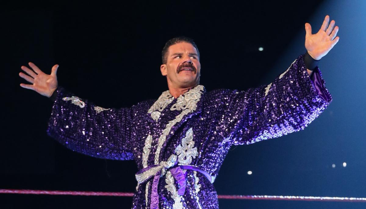 Razão da ausência de Robert Roode nos shows da WWE