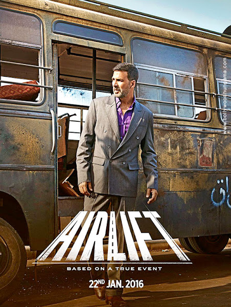 Airlift (2016) Movie Poster No. 7
