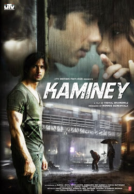 Kaminey 2009 Hindi DVDRip 480p 350mb