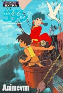 Conan Cậu Bé Tương Lai - Future Boy Conan 2013 Poster