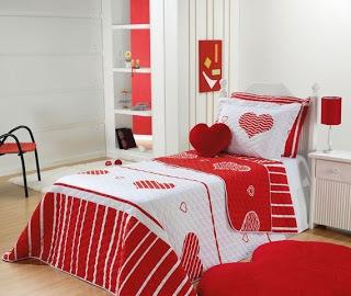 Como decorar a casa usando corações