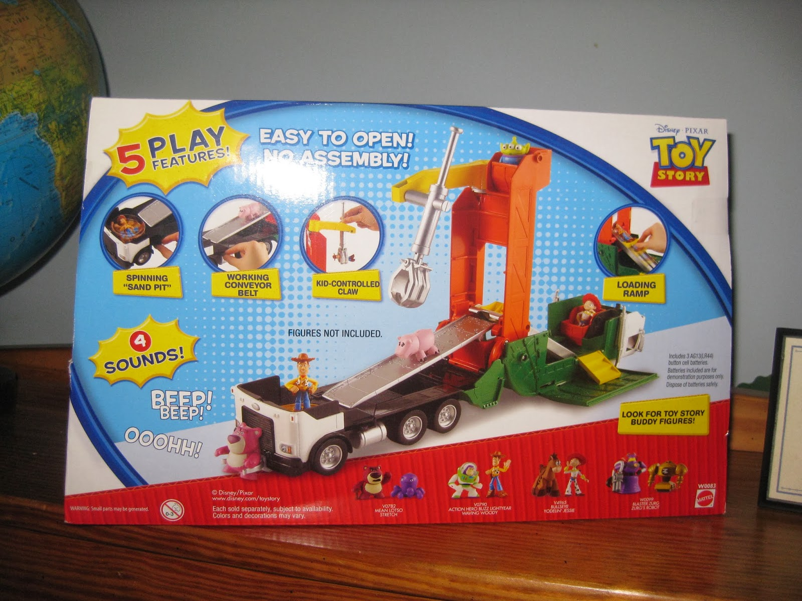 Garbage Toy Story Playset