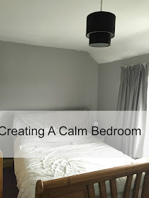 creating a calm bedroom