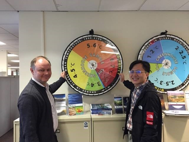 TIMES參訪美國MIT能源環境政策研究中心、哈佛大學、以及波士頓大學