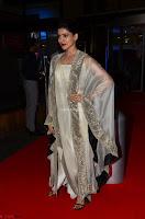 Samantha Ruth Prabhu cute in Lace Border Anarkali Dress with Koti at 64th Jio Filmfare Awards South ~  Exclusive 013.JPG